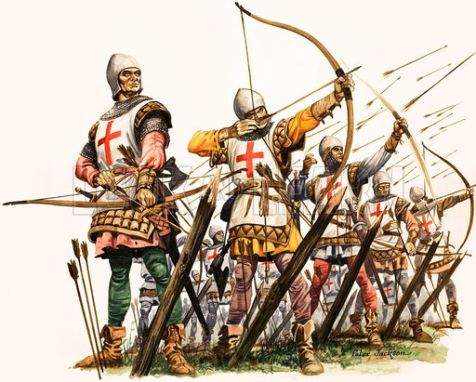 The Wonderful Story of Britain: The Bowmen of Britain